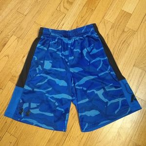 Under Armour Stunt Printed Shorts